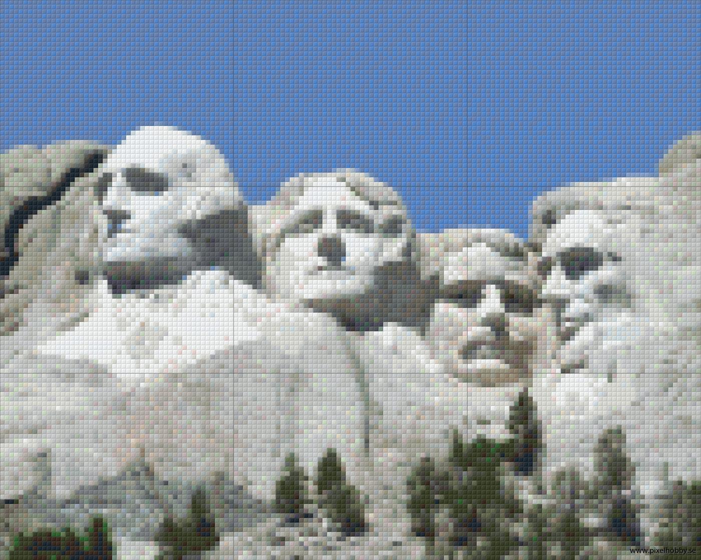 Mount Rushmore 9rbp