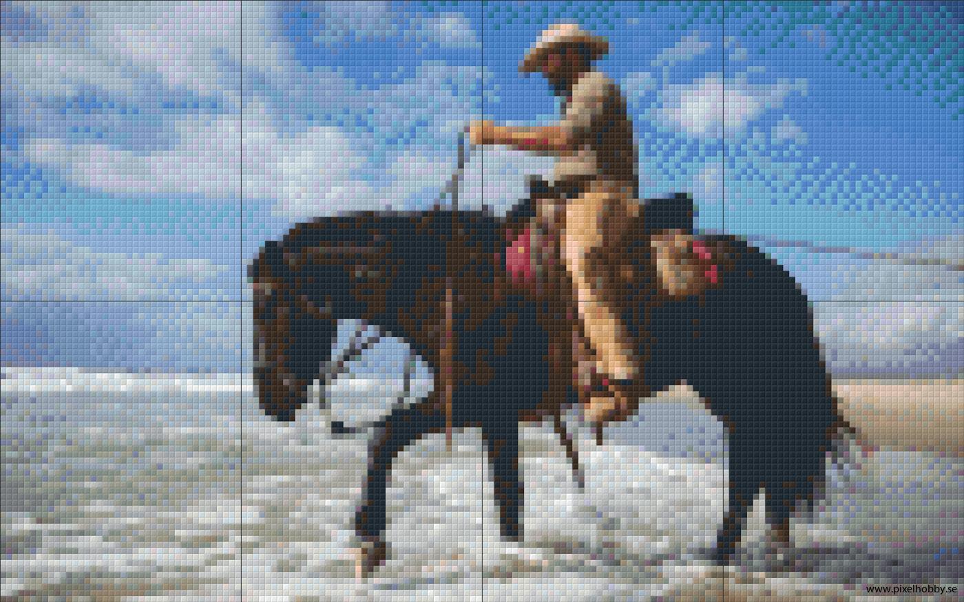 Cowboy 8 rbp