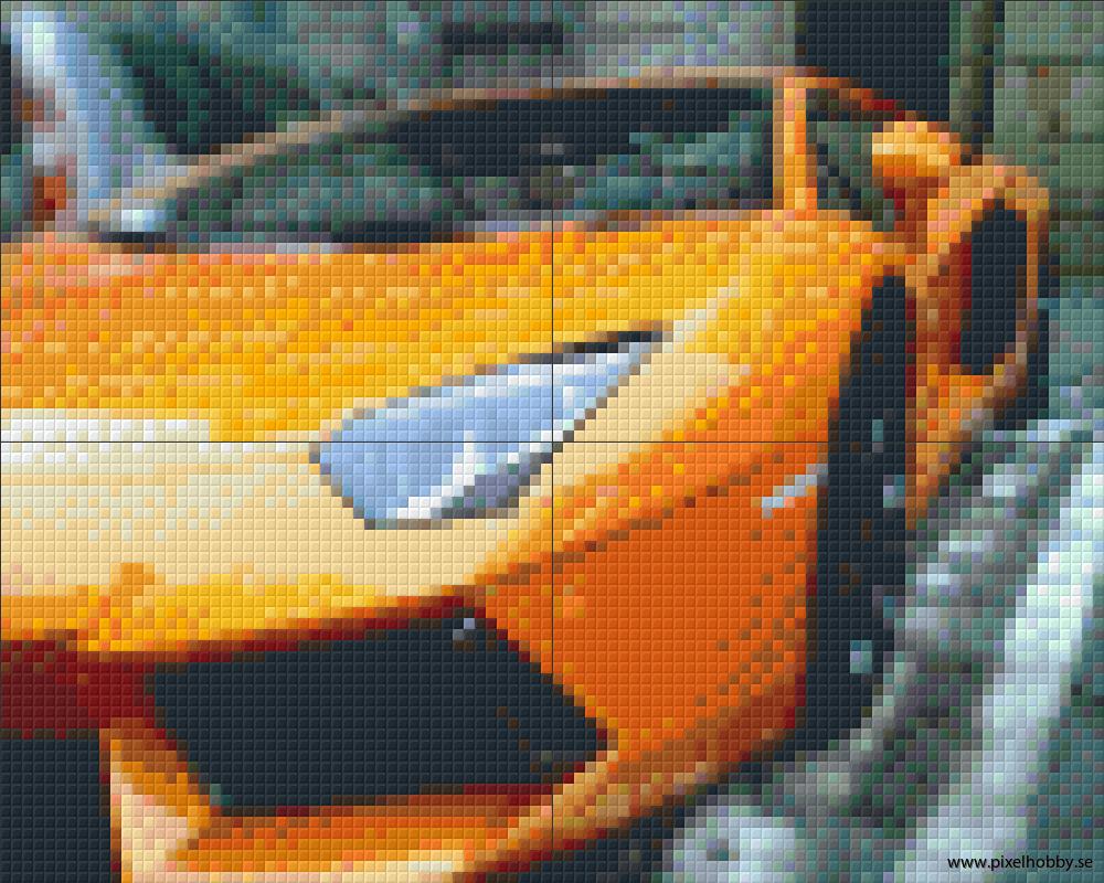 Lamborghini 4 rbp