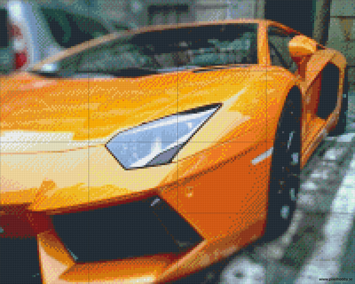 Lamborghini 16 rbp