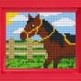 Classic motiv med ram - Häst