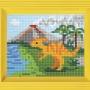 Classic motiv med ram - Dinosaurie