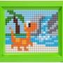 Olika XL motiv med ram - Dinosaurie XL med ram