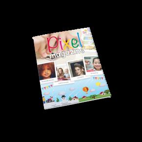 Pixel magazine