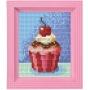 Classic motiv med ram - Cupcake