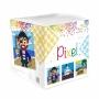 Pixel Classic kub - Pixel Classic kub - Pirater