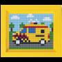 Olika XL motiv med ram - Ambulans XL med ram
