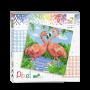 Pixel Classic set - Pixel Classic set - Flamingos