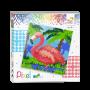 Pixel Classic set - Pixel Classic set - Flamingo