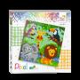 Pixel Classic set - Pixel Classic set - Djur i djungeln