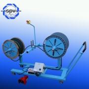 1321 Slangupprullare motor