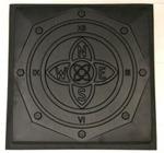 Elvira Kompass- gjutform