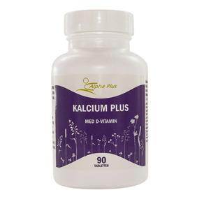 KalciumPlus Alpha Plus
