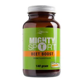Mighty Sport Beet Boost eko 280 gr - Mighty Sport Beet Boost eko 140 gr