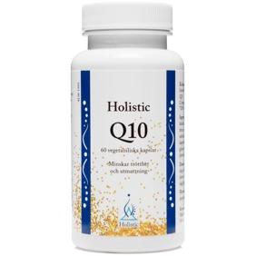 Q10 Holistic 60 mg - Q10 Holistic 60 kap