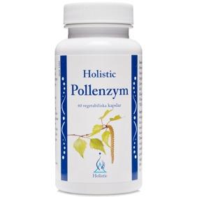 Pollenzym Holistic 60 kap