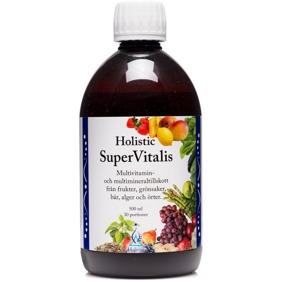 SuperVitalis 500 ml Holistic