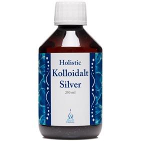 Kollodialt silver 250 ml Holistic
