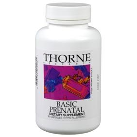 Basic Prenatal Thorne