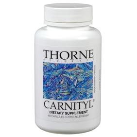 Carnityl Thorne 60 kapslar
