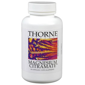 Magnesiumcitramat 135 mg Thorne - Magnesiumcitramat 135 mg Thorne