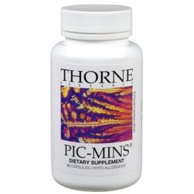 Pic-mins Thorne - Pic-mins Thorne