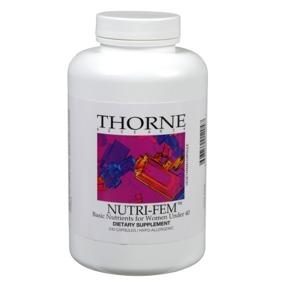Nutri Fem Basic Nutrients Thorne - Nutri Fem Basic Nutrients Thorne