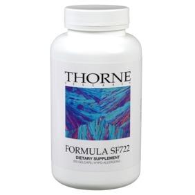 Formula SF722 Thorne