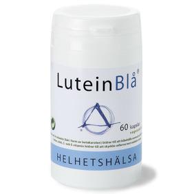 Lutein blå Helhetshälsa