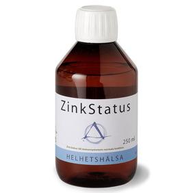 ZinkStatus flytande - ZinkStatus Helhetshälsa