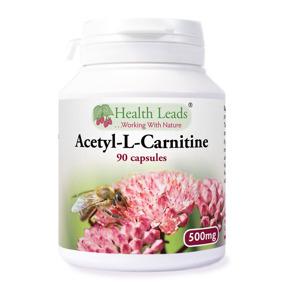 Acetyl-L-Karnitin 90 kap
