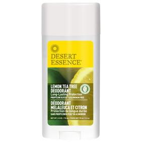 Deodorant Stick Lemon/Tea Tree Oil 70ml
