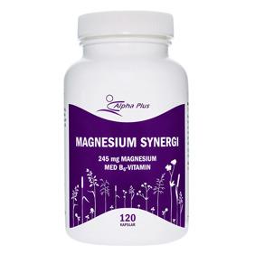 Magnesium Synergi 60 kapslar