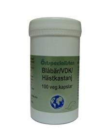 Blåbär / Vindruvkärnextrakt / Hästkastanj - Blåbär /VDK/ Hästkastanj