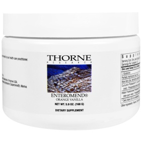 Enteromend 168g Thorne - Enteromend 168g Thorne