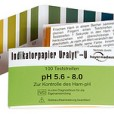 pH-papper Hemmatest