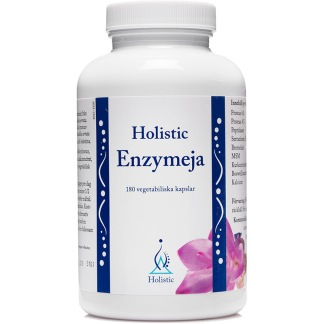 Enzymeja 180 kap Holistic