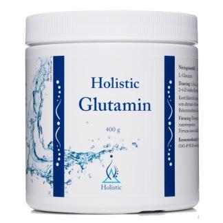 Glutamin pulver Holistic