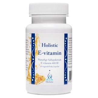 Vitamin E-vitamin Holistic - Vitamin E Holistic