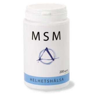 MSM 200 kap Helhetshälsa
