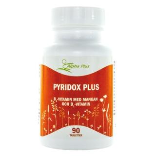 PyridoxPlus B6-vitamin