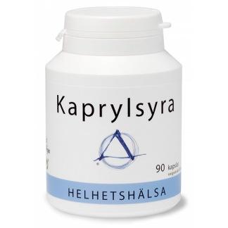 Kaprylsyra 90 kap