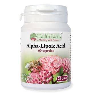 Alfa-liponsyra 60 kap