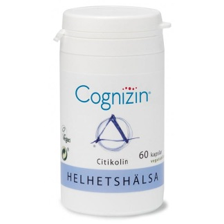 Citikolin / Cognizin® 60 kapslar - Citikolin / Cognizin®  60 kapslar