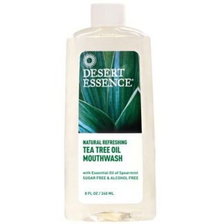 Munvatten Tea tree 240 ml Desert Essence