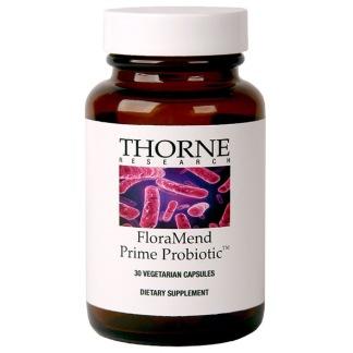 FloraMend Prime Probiotic Thorne - FloraMend Prime Probiotic Thorne