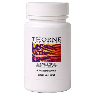 Mangan Bisglycinate 15 mg Thorne