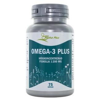 Omega-3 Plus Alpha Plus