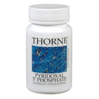 Pyridoxal 5' Phosphate 180 kap - Pyridoxal 5' Phosphate 180 kap Thorne