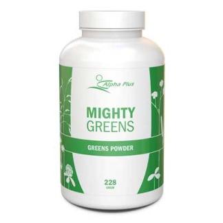 Mighty Greens Alpha Plus - Mighty Greens Alpha Plus